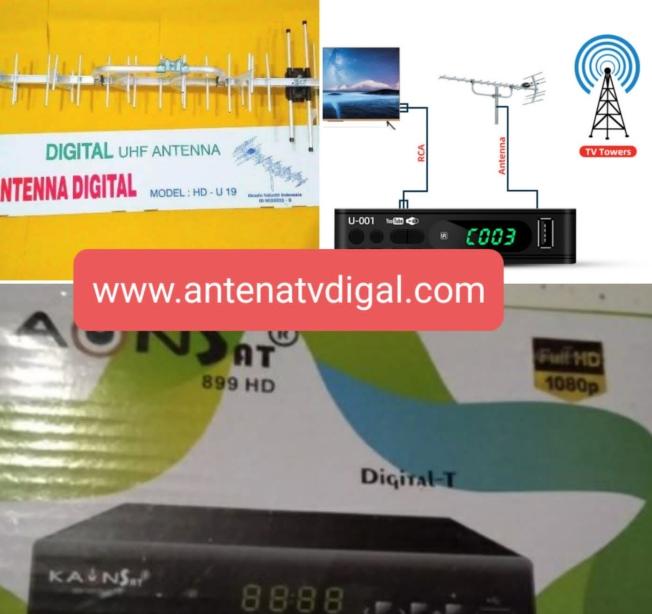 antena tv digital uhf terbaik